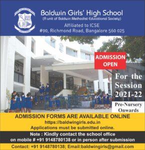 admissions 2021-22
